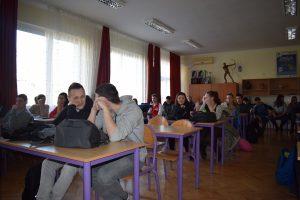 Toborzás a Szent János Görögkatolikus Gimnáziumban