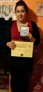 Esélyért Díj nyertes – Szajkó Cintia szakkollégista