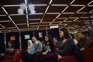 Író-olvasó találkozó a Görögkatolikus Roma Szakkollégium szervezésében
