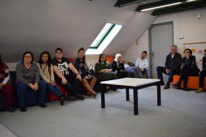 Budapesti tanulmányi kiránduláson járt Szakkollégiumunk