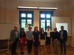 A Debreceni Egyetemen mutattuk be FeFe programunkat