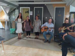 Karaván Familía koncerten jártak szakkollégistáink